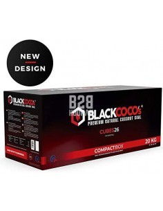 CHARCOAL NATURAL BLACK COCO...
