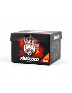 CHARCOAL NATURAL KING COCO...