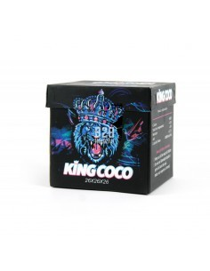 CHARCOAL NATURAL KING COCO 1KG